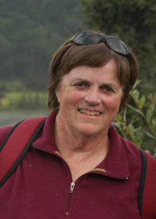 Lennie Roberts : Legislative Advocate, San Mateo County