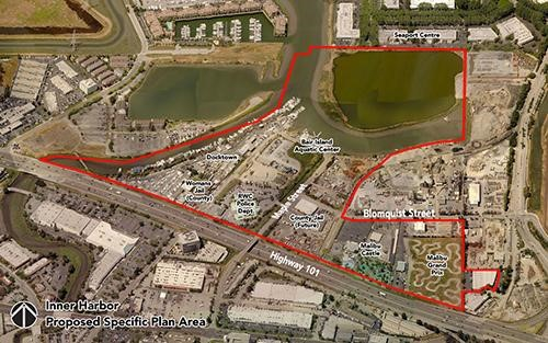 Redwood City Plans Massive Development on the Bay