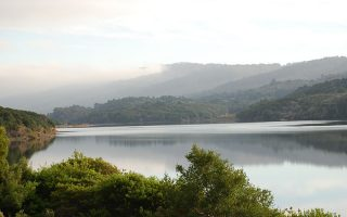 Crystal_Springs_Reservoir ( Kglavin at English Wikipedia)