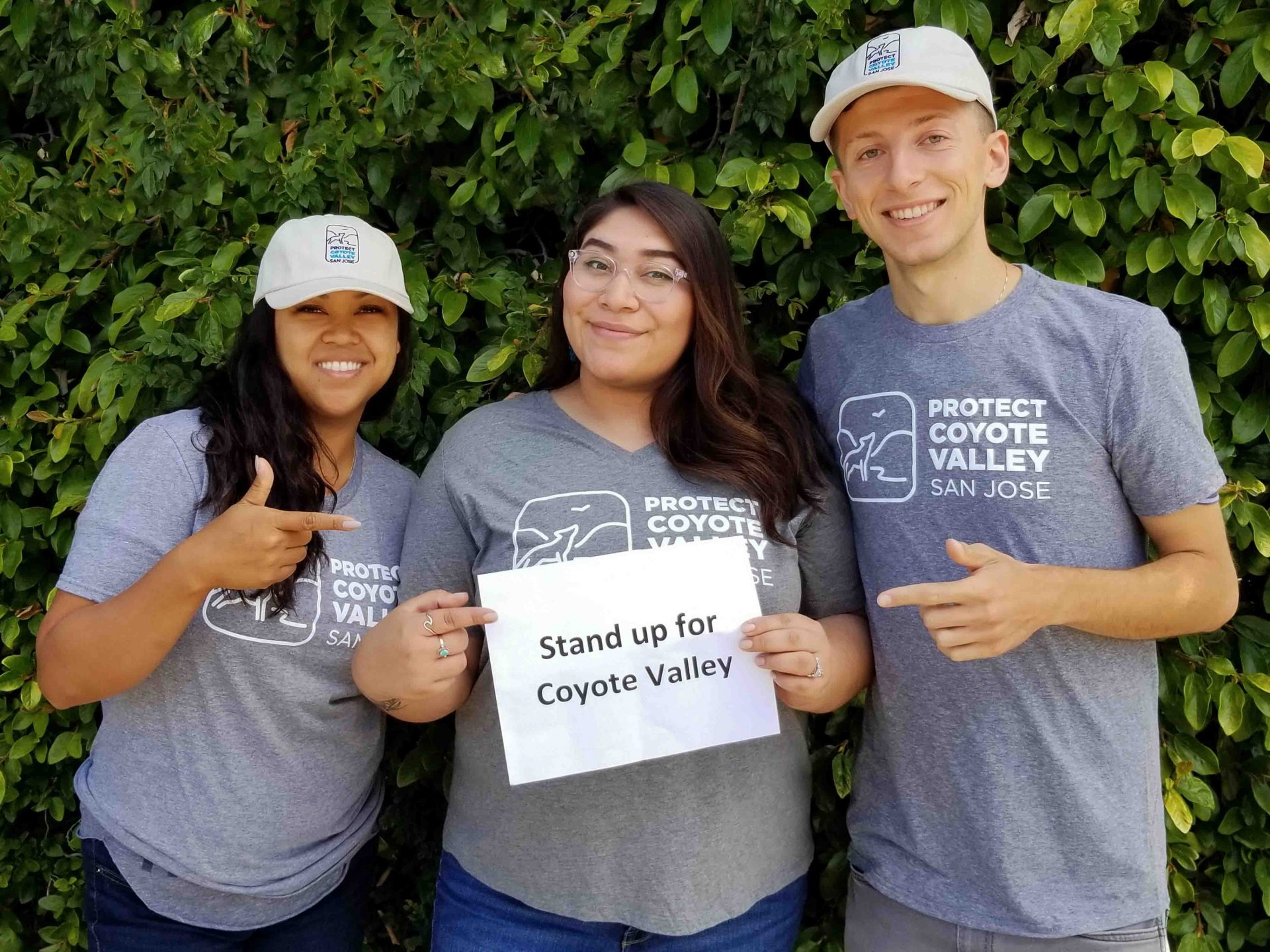 Stand up for Coyote Valley