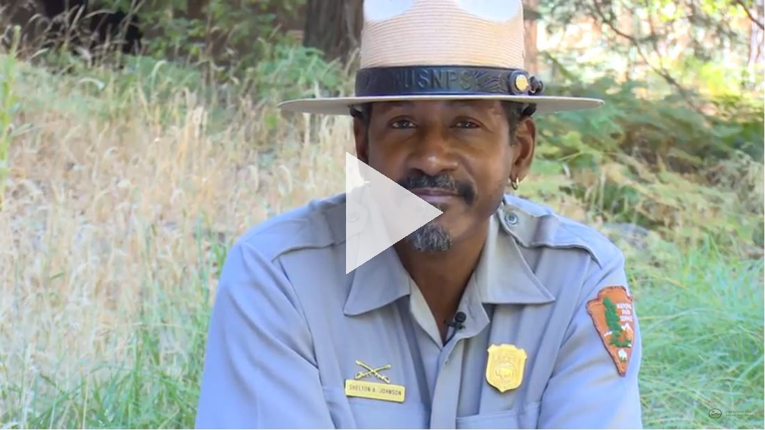 Hear from 2016 Nature's Inspiration Honoree Shelton Johnson