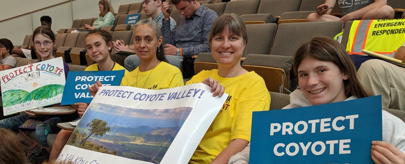 Re-envisioning Coyote Valley in General Plan Review