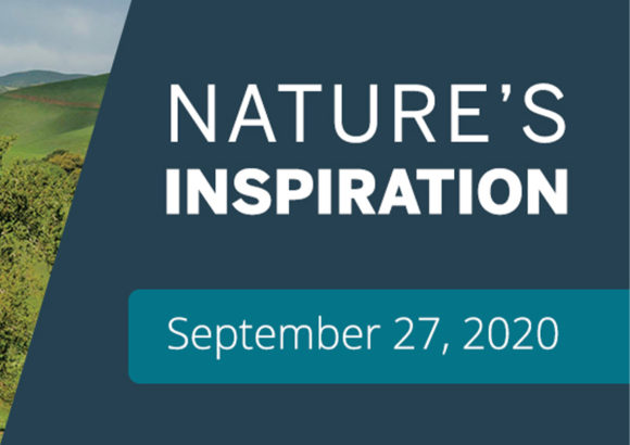 Tickets for our 17th Annual Nature's Inspiration Go Live Today!