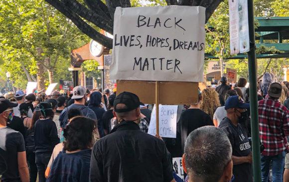 Green Foothills Supports Black Lives Matter