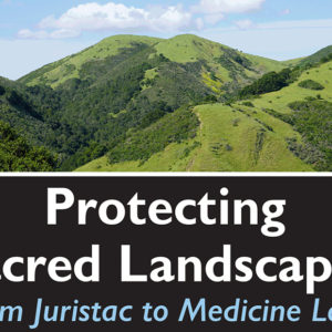 Protecting Sacred Landscapes Recap