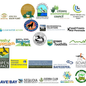 Joint Statement to Redwood City Council commenting on Climate Action Plan Update 2030