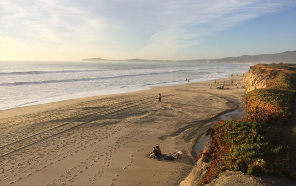 Half Moon Bay to Acquire Open Space Along Coastal Bluff