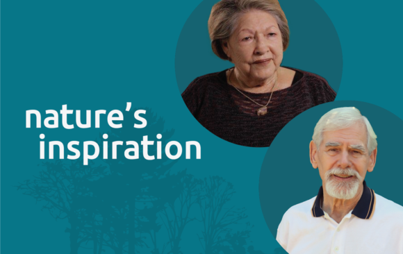 2021 Nature's Inspiration Honorees: Blanca Alvarado and Rod Diridon, Sr.