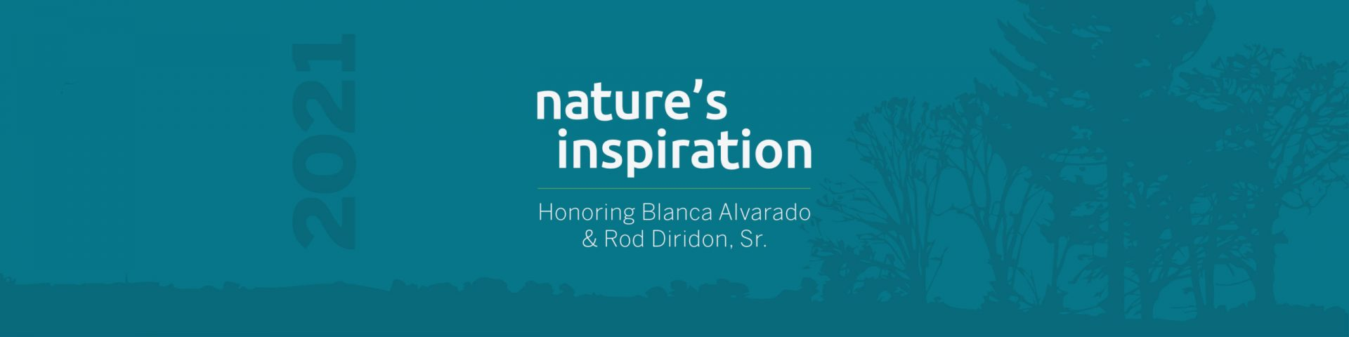 2021 Nature's Inspiration banner