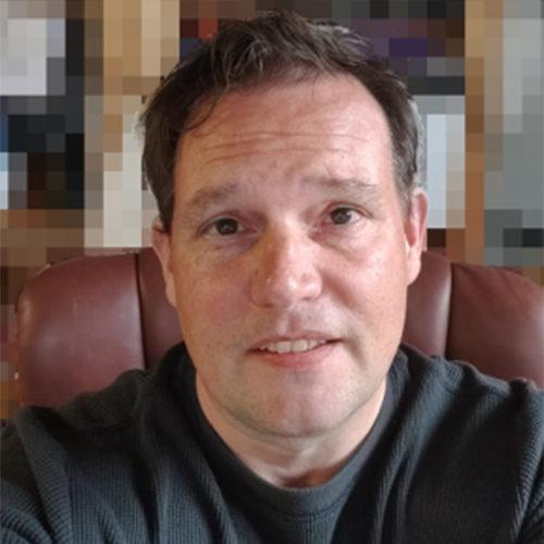 Brian Glazebrook Headshot