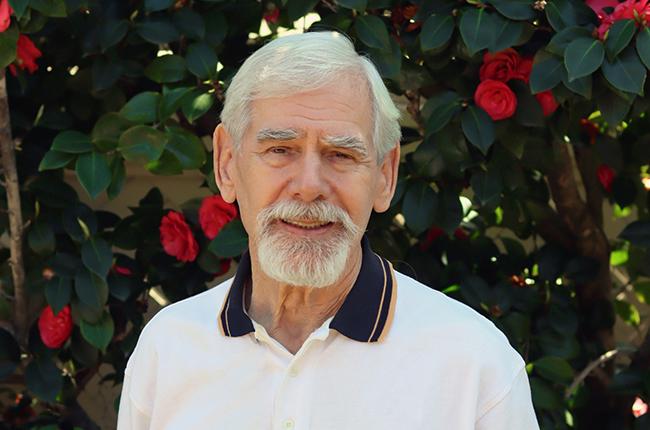 Rod Diridon Sr. headshot