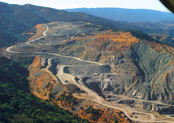 Ask County Supervisors to Support Better Enforcement of Ridgeline Easement at Lehigh Quarry