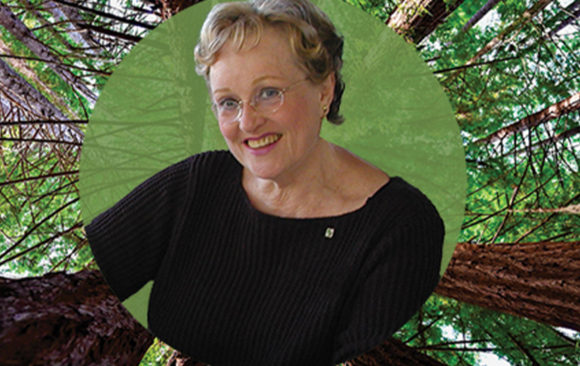 Hertha Harrington, Passionate Friend of Nature
